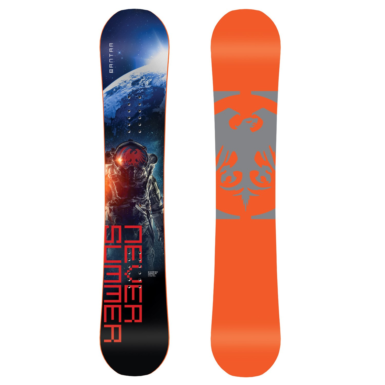 545367112f1b Never Summer Bantam Snowboard - Boys  2019
