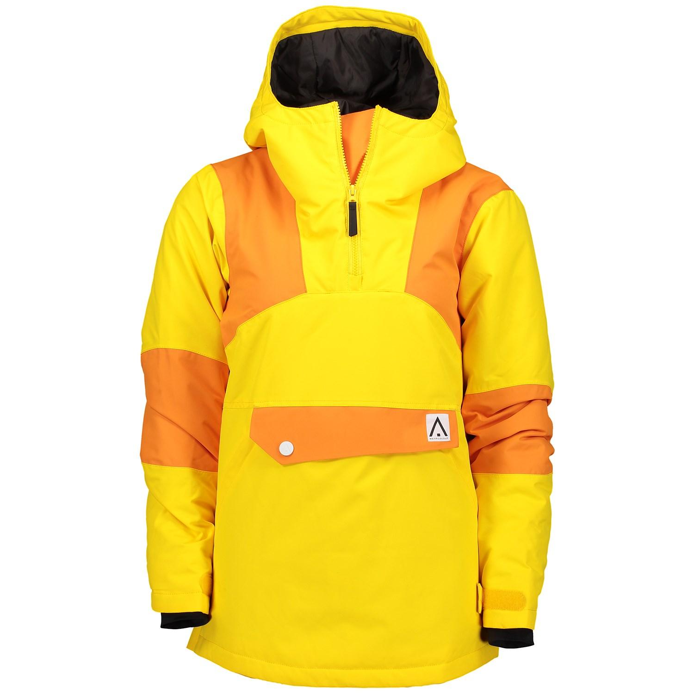 WEARCOLOUR Damen Snowboardjacke blau M: : Sport