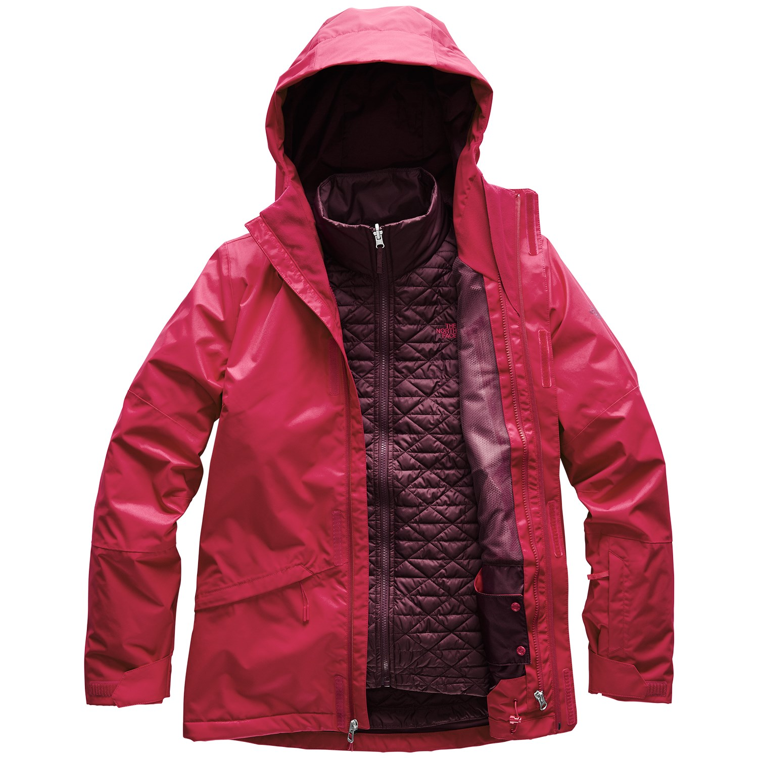 a3a2a84fa The North Face ThermoBall™ Snow Triclimate® Jacket - Women's