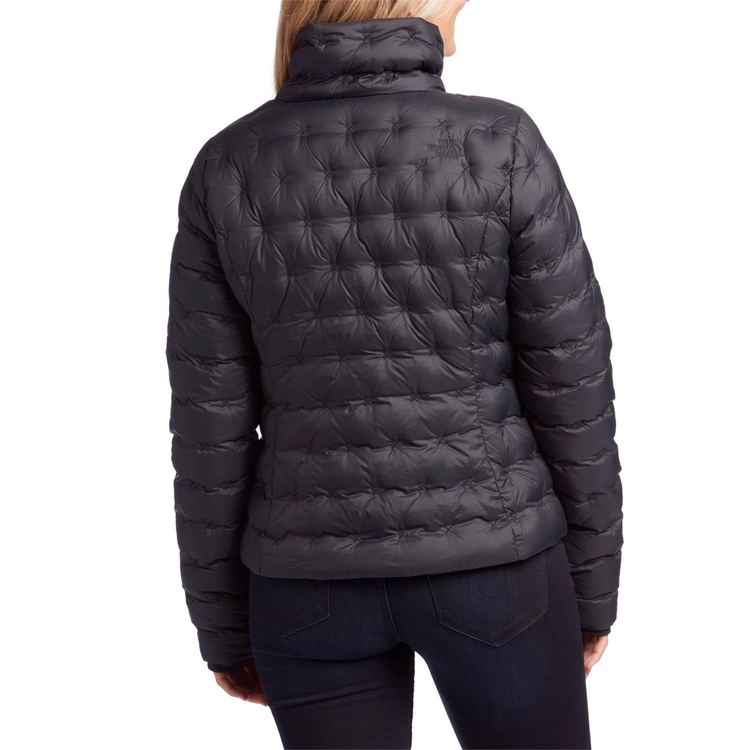 c8c10a0d21486 The North Face Holladown Crop Jacket - Women s
