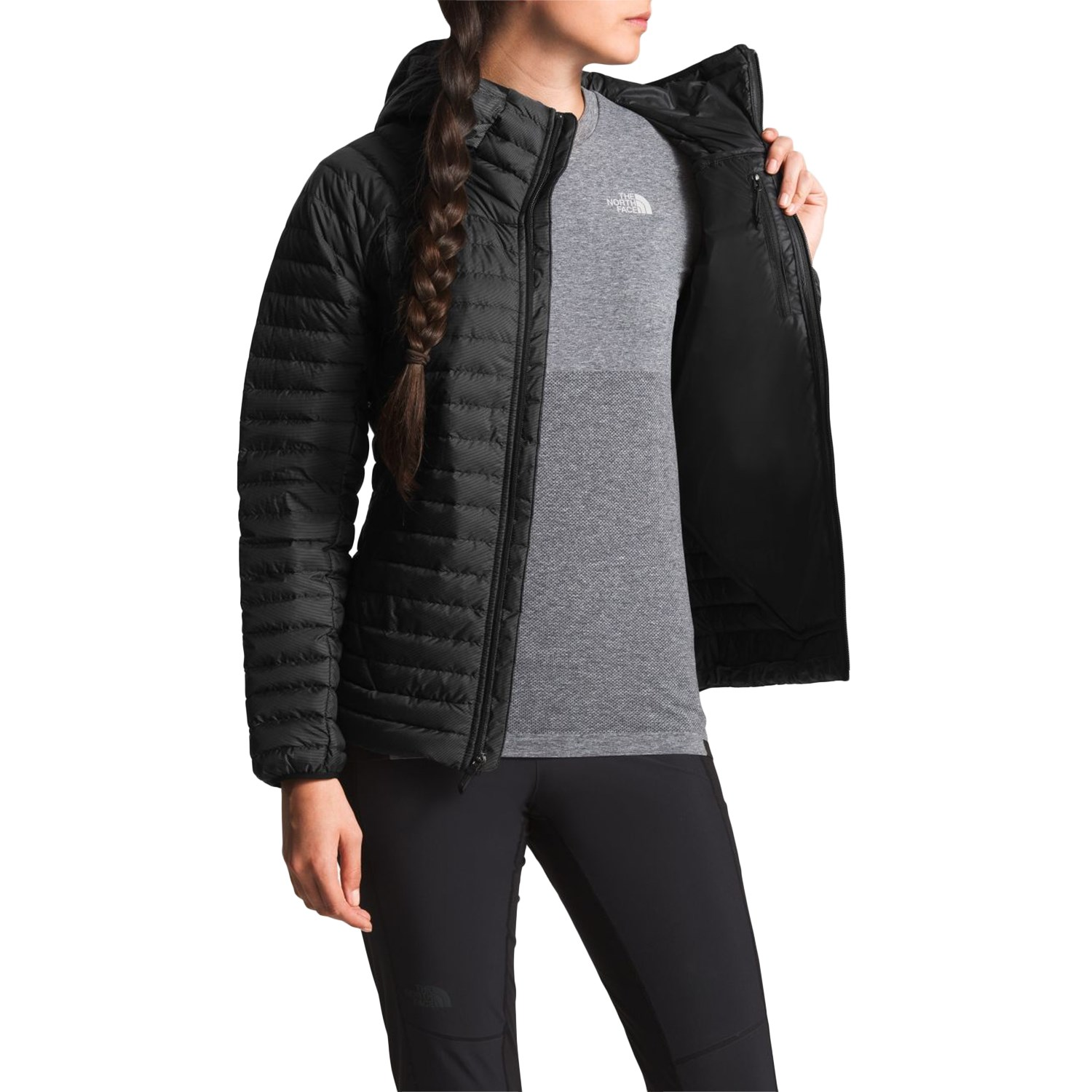 831ac8c35 The North Face Impendor Down Hybrid Hoodie - Women's | evo
