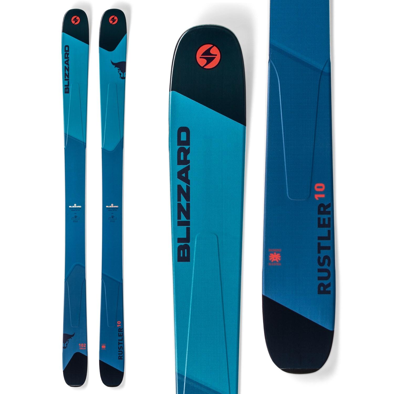 Blizzard Rustler 10 Skis 2019 | evo
