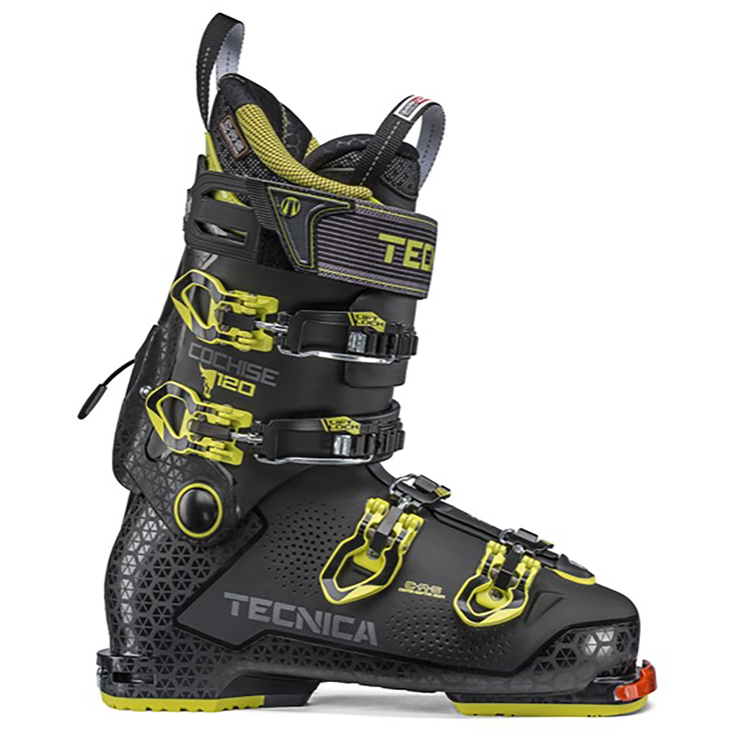 Used Ski Boots >> Tecnica Cochise 120 Dyn Alpine Touring Ski Boots 2019 Used