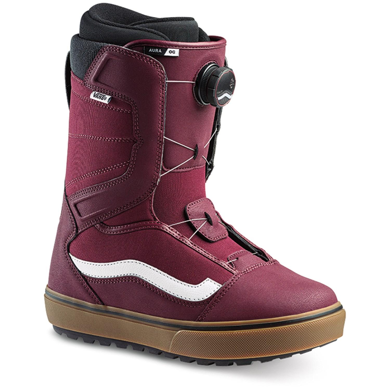 3c471ddb4a5f08 Vans Aura OG Snowboard Boots 2019