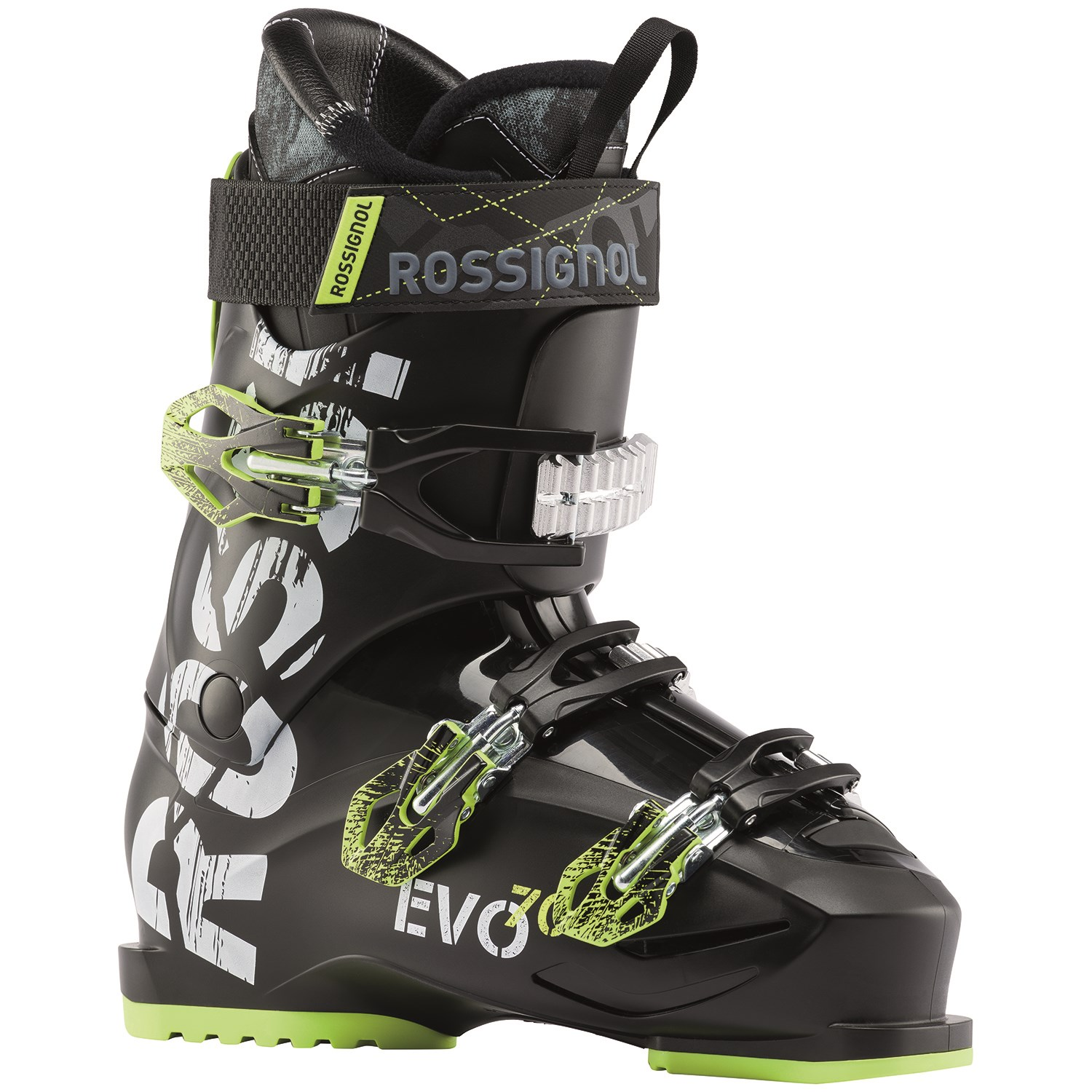 Rossignol Evo 70 Ski Boots Mens Outdoor Recreation Winter Sports