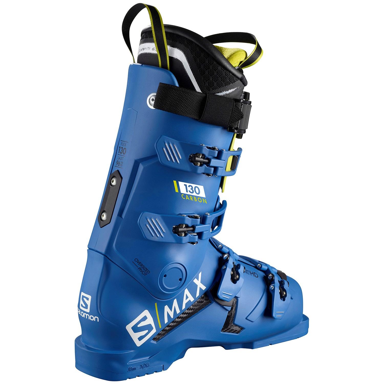 SMax Boots Ski Salomon 130 Carbon 2020 W29IEHD