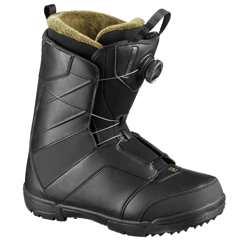 Faction 2019 Salomon Snowboard Boa Boots m8nN0w