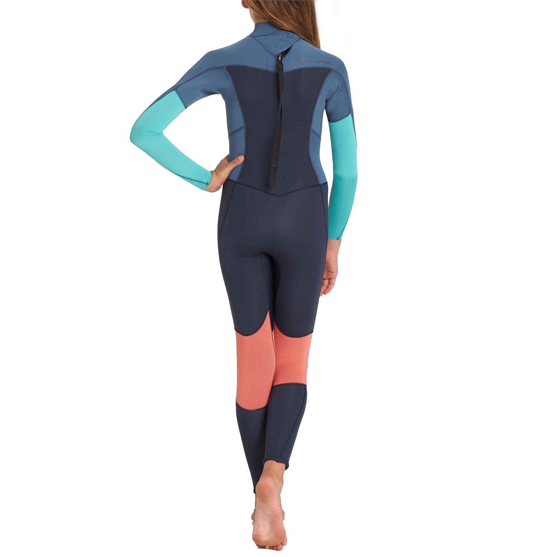 964ff8266d Billabong 3 2 Furnace Synergy Back Zip Wetsuit - Girls