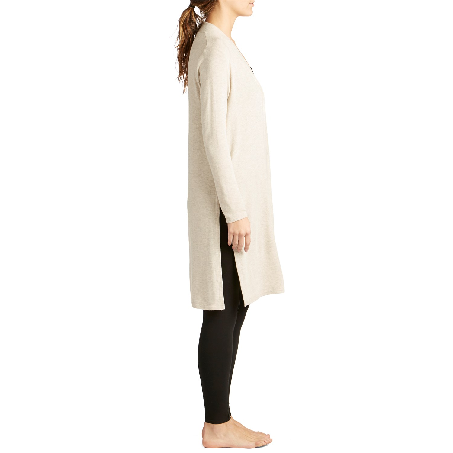 70324a5191 Beyond Yoga High Slits Long Duster - Women's | evo