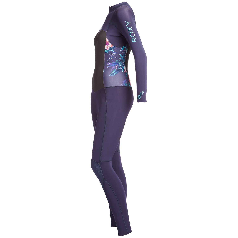 cc7151a4fb Roxy 5 4 3 Syncro Back Zip GBS Wetsuit - Women s