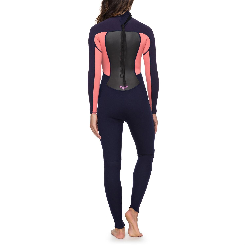 3ce29ec6d5 Roxy 3 2 Prologue Back Zip Wetsuit - Women s
