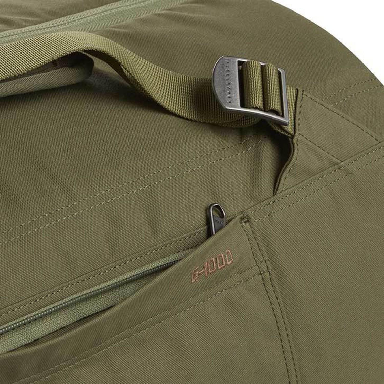 Super Grey Fjallraven Splitpack Large Duffel Bag