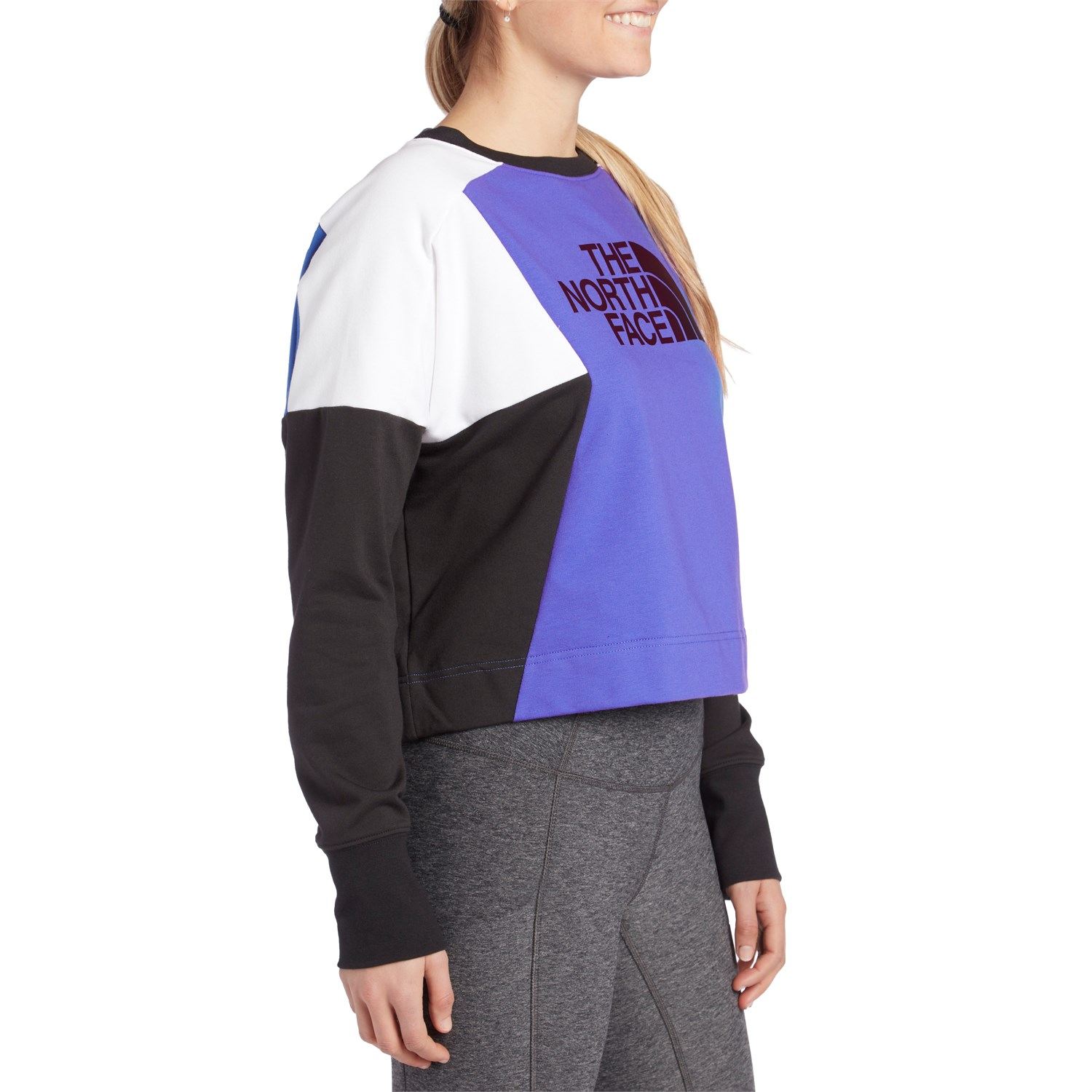 c79679c7a The North Face Train N Logo Crop Pullover - Women's