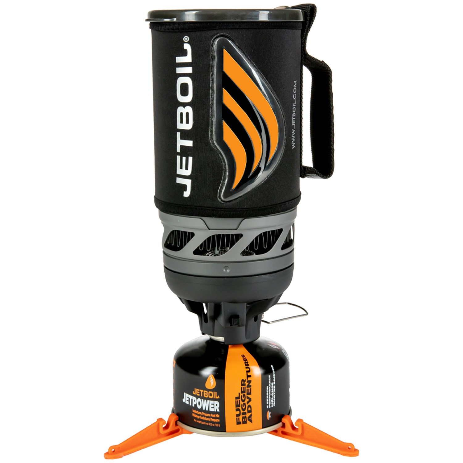 New Camo Jetboil Flash Personal Cooking System//Stove with Free 100g Gas