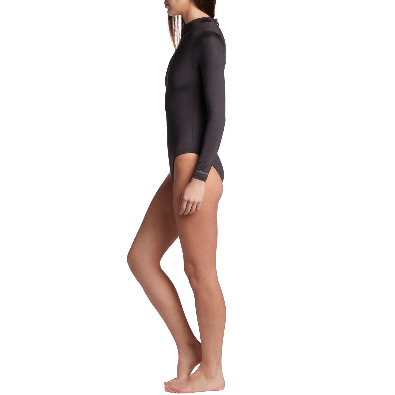 d94ee093463d Patagonia Swell Seeker Long-Sleeve One-Piece Swimsuit - Women's | evo