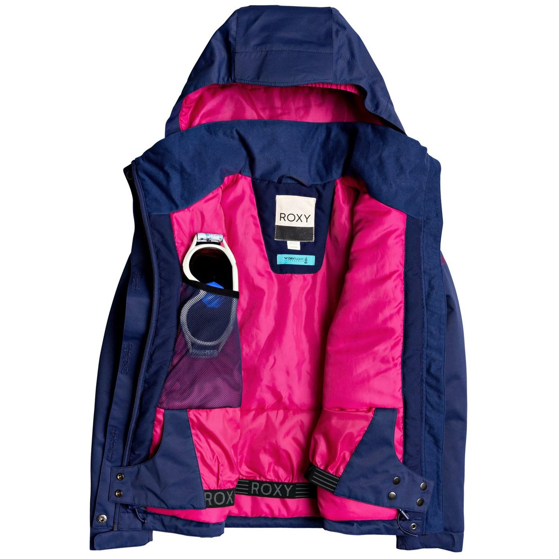 ROXY Big Jetty Girl Solid Jacket