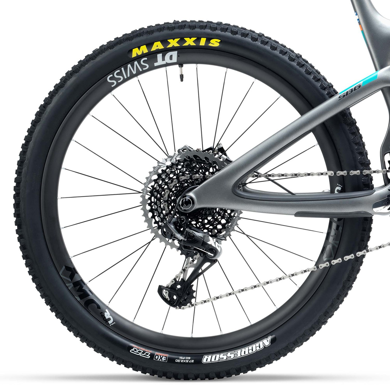 695edd4c770 Yeti Cycles SB6 TURQ X01 Eagle Complete Mountain Bike 2019   evo
