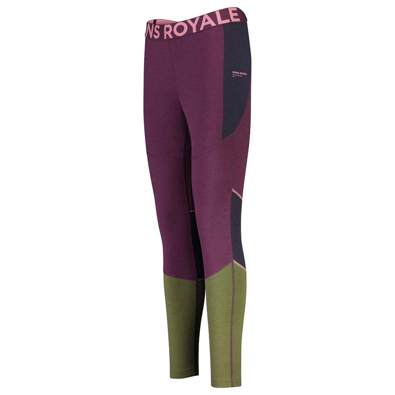 Mons Royale Womens Olympus 3.0 Leggings Long Bottoms