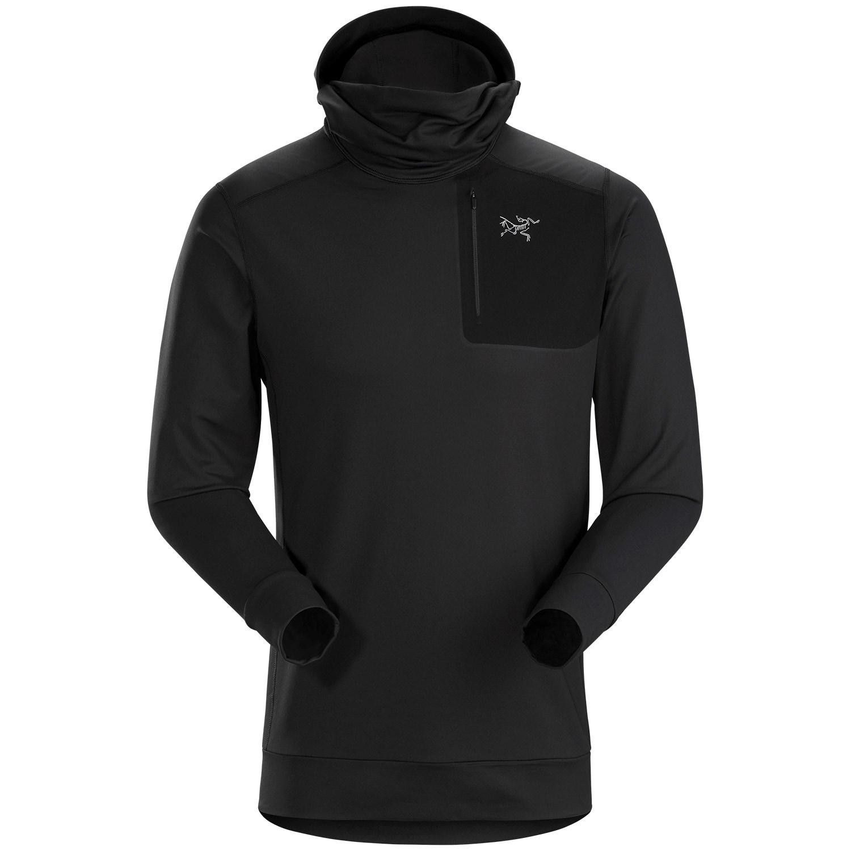 arc'teryx stryka hoodie  bekleidung damen sweatshirt c 1_18 #5