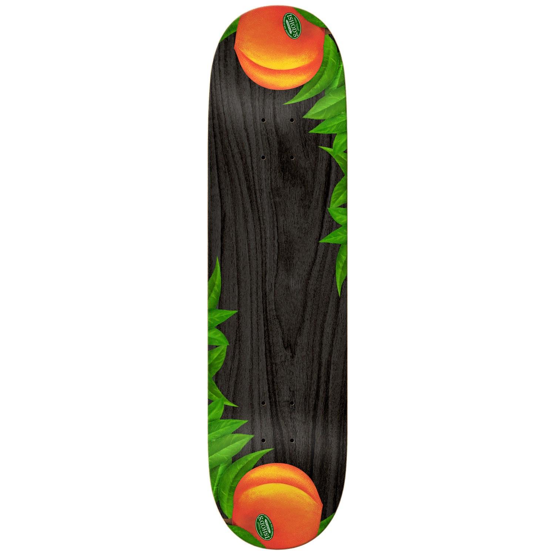 Real Ishod WAIR Just Peachy Twin Tail Skateboard Deck 8.3 x 31.9