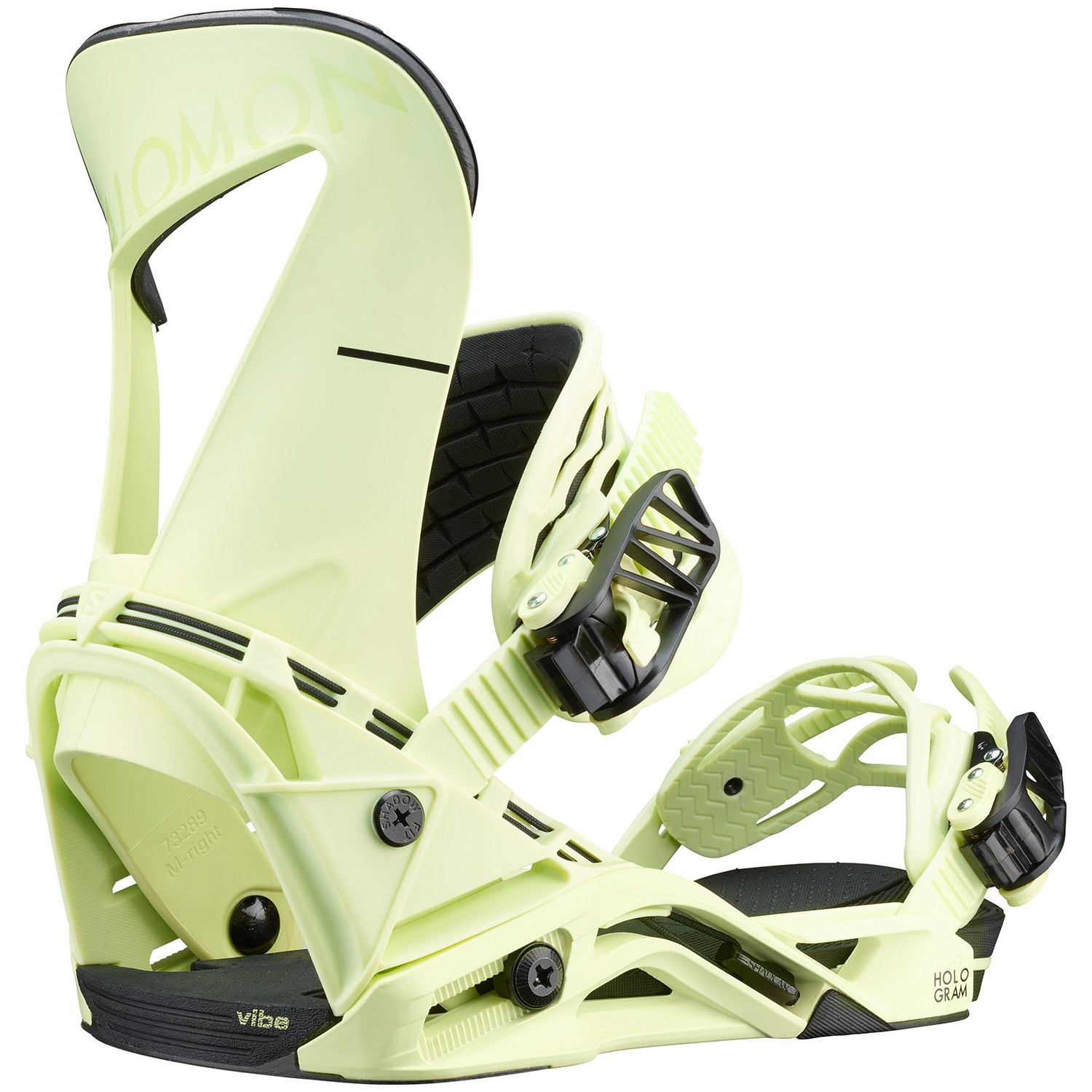 2017 Salomon Hologram and District Snowboard Binding Review