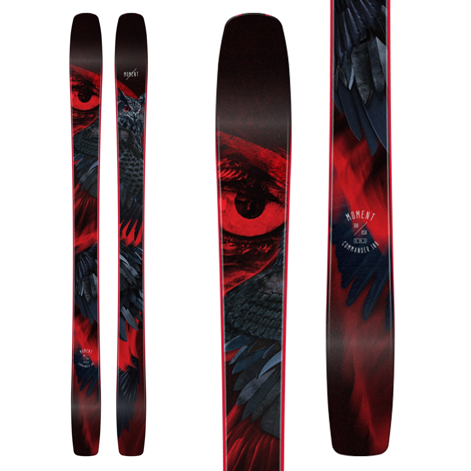 Moment Commander 108 Skis 2020
