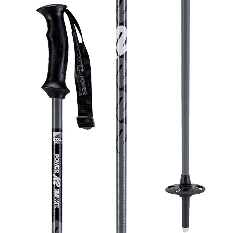 k2 Ski Mens Power Composite Ski Poles