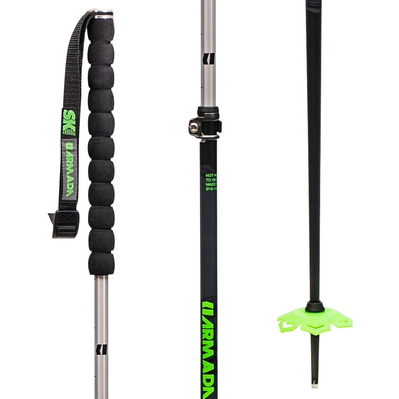 Armada Carbon Adjustable Ski Poles