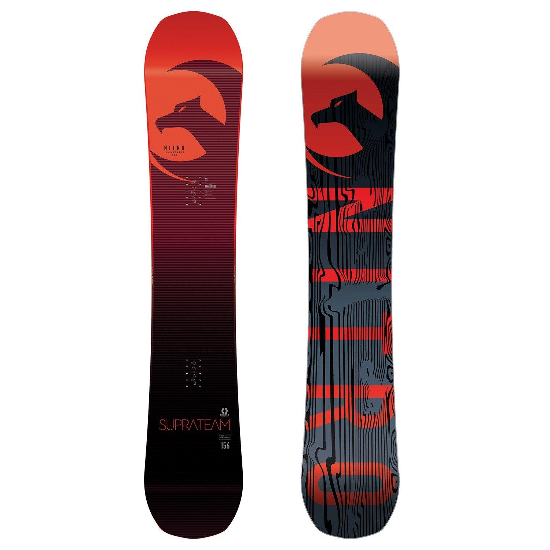 Nitro Suprateam Snowboard 2020 Evo