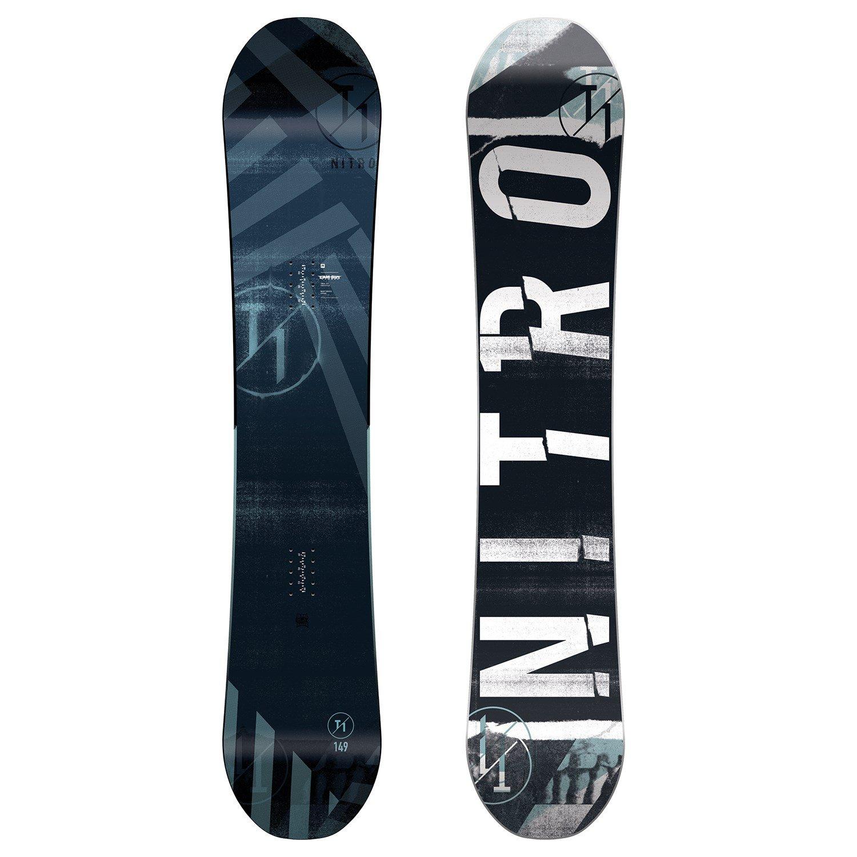 Nitro T1 Snowboard 2020 Evo
