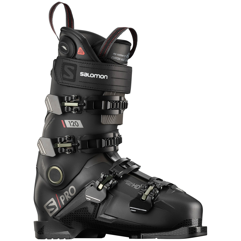 Best Boots 2020 Salomon S/Pro 120 Custom Heat Connect Ski Boots 2020   evo