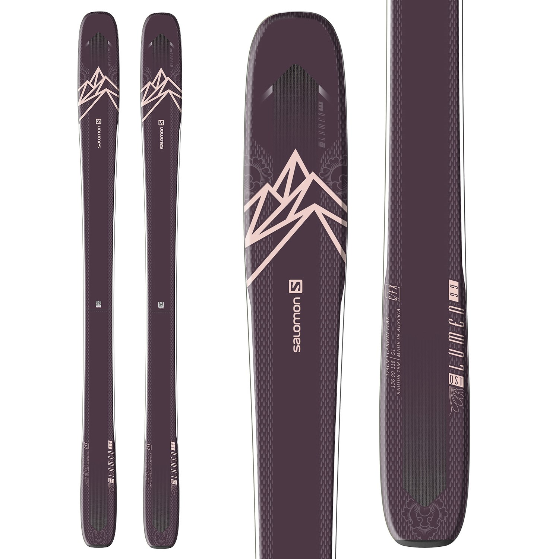 le dernier 2a316 29f0b Salomon QST Lumen 99 Skis - Women's 2020