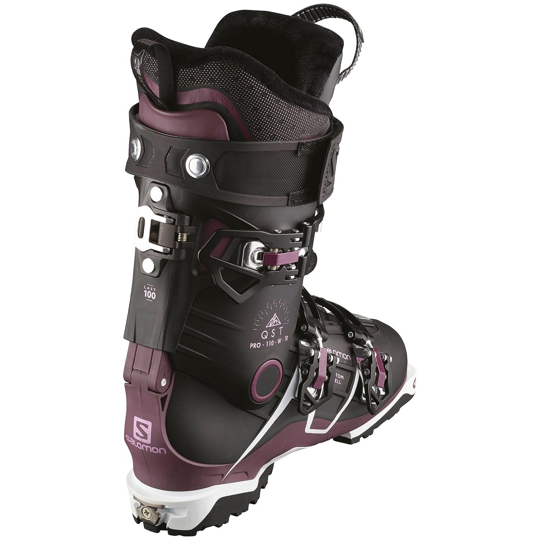 Salomon QST Pro 110 TR W Ski Boots Women's 2020   evo