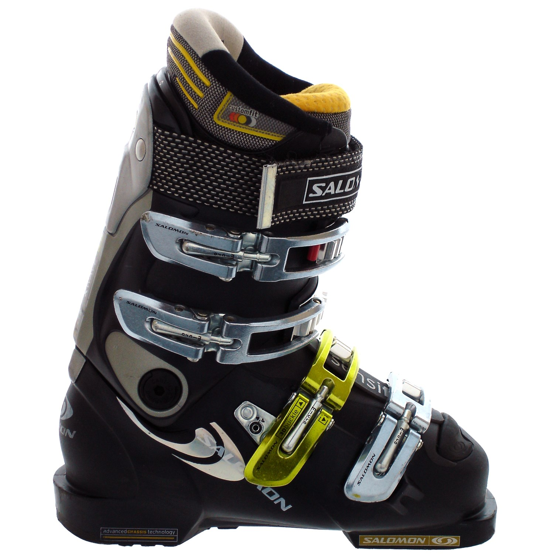 niedrigerer Preis mit schnell verkaufend Rabatt-Verkauf Salomon XWave 8.0 Ski Boot - Women's 2004