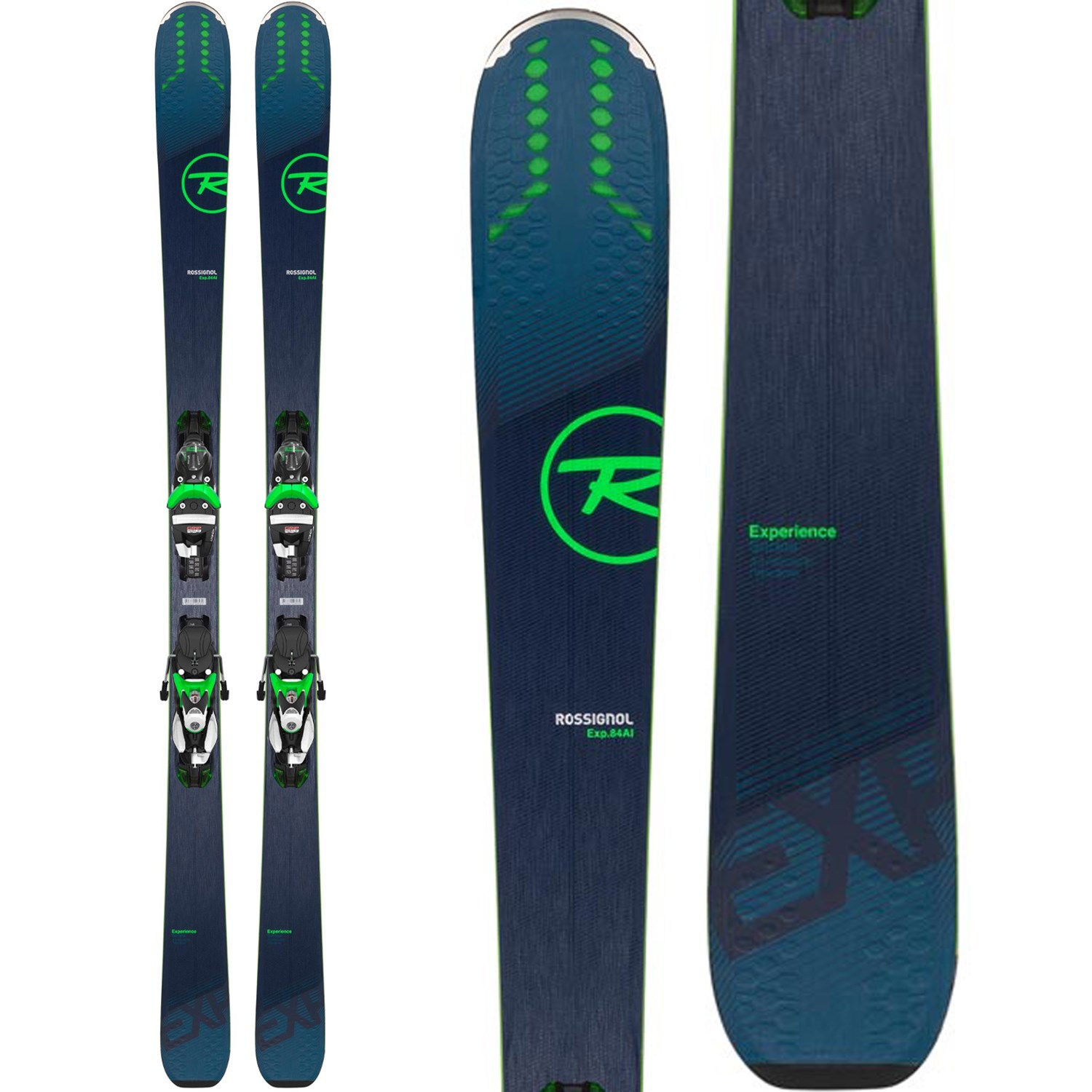 2020! Look SPX 12 Konect Bindings All-Mountain NEW ROSSIGNOL Experience 84 AI