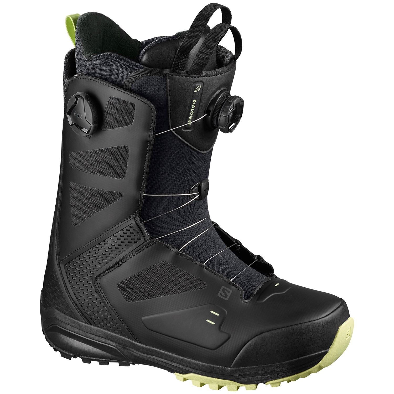 Mens Salomon Snowboards Dialogue Focus Boa Snowboard Boot