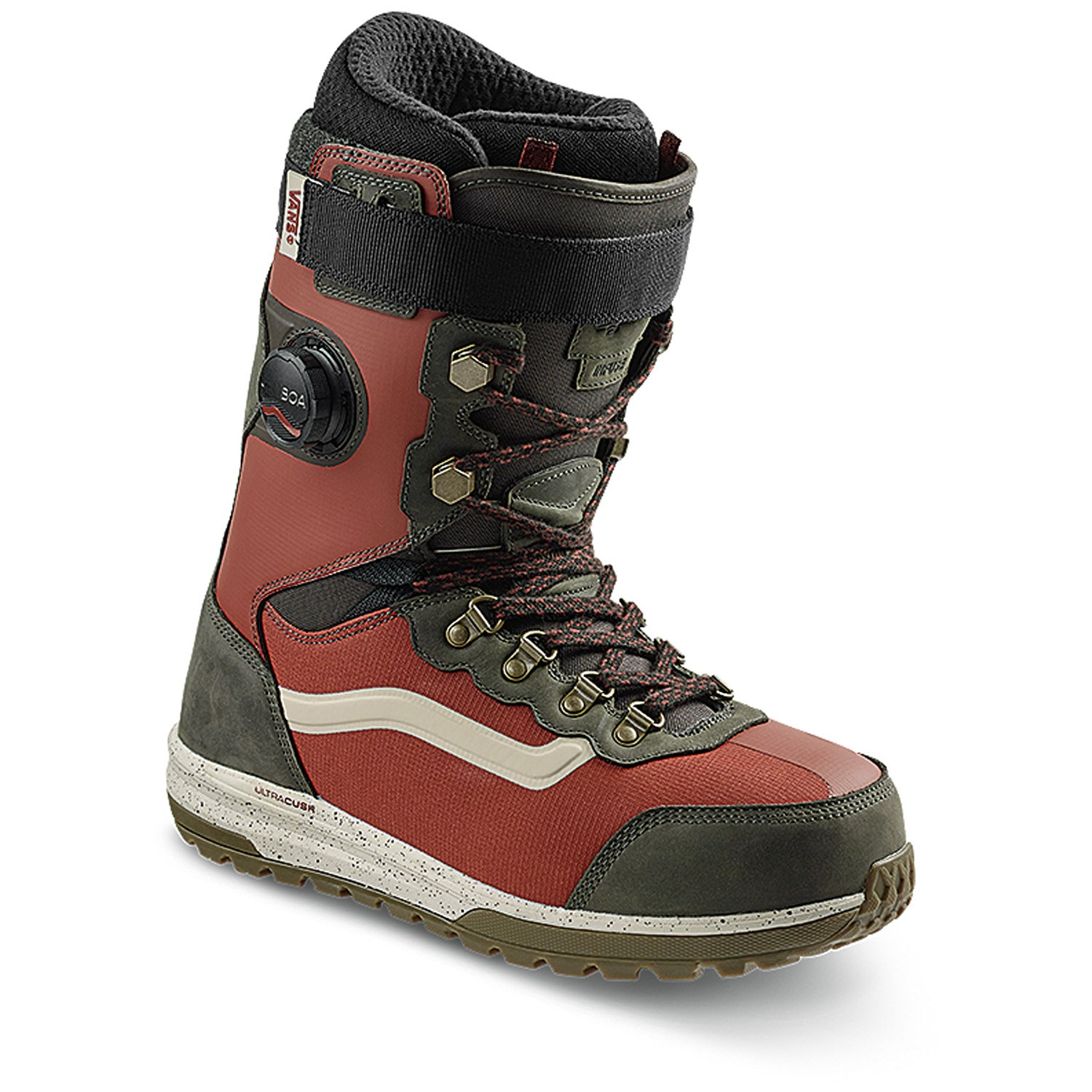 Vans Infuse Snowboard Boots 2021 | evo