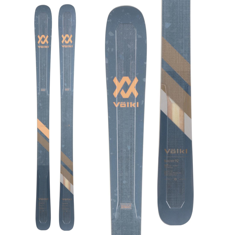 170 Volkl 2020 Secret 92 Womens Skis
