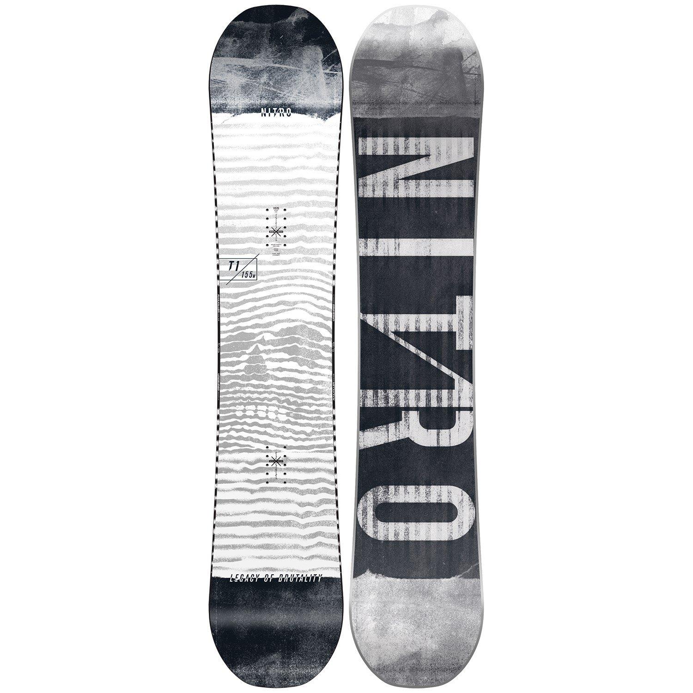 Snowboard NITRO SANTOKU 2020 Freeride All Mountain SUPPORT YOUR LOCAL DEALER