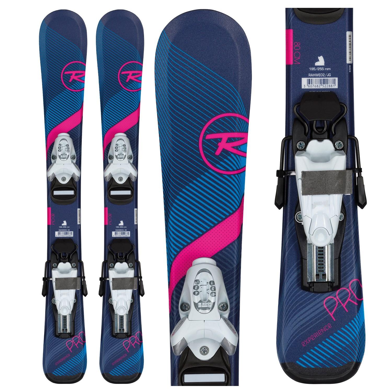 Rossignol Experience Pro Skis w//Team 4 Bindings Kids
