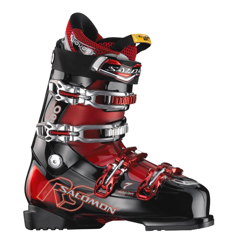 Mission Boots Salomon RS Ski 2010evo 7 uZiXPk