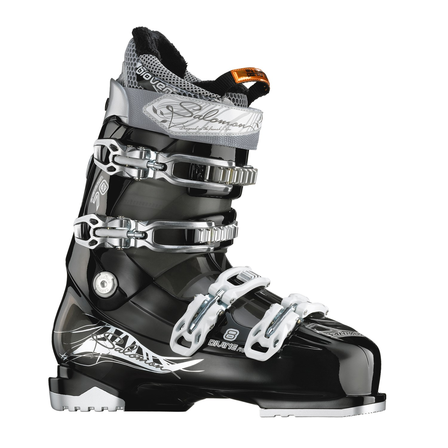 Salomon Divine RS 8 Ski Boots Women's 2010 | evo