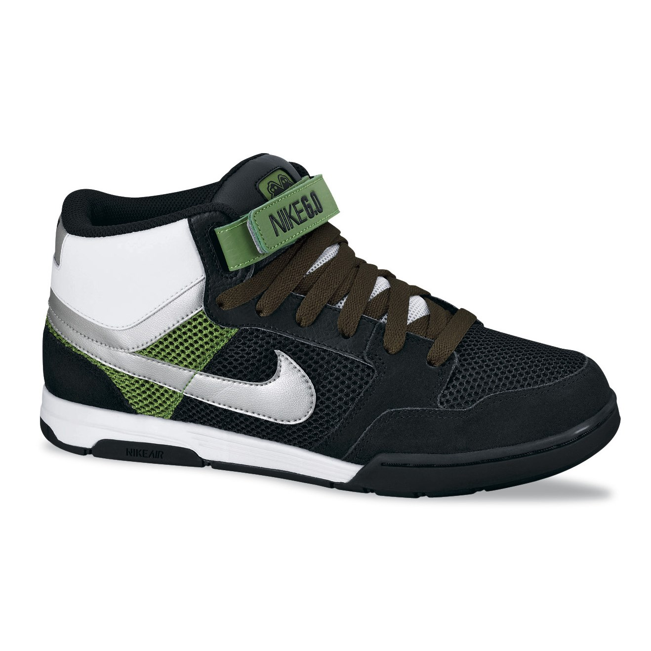 new concept 8b951 3f60e Nike 6.0 Air Mogan Mid Wake Shoes 2009  evo