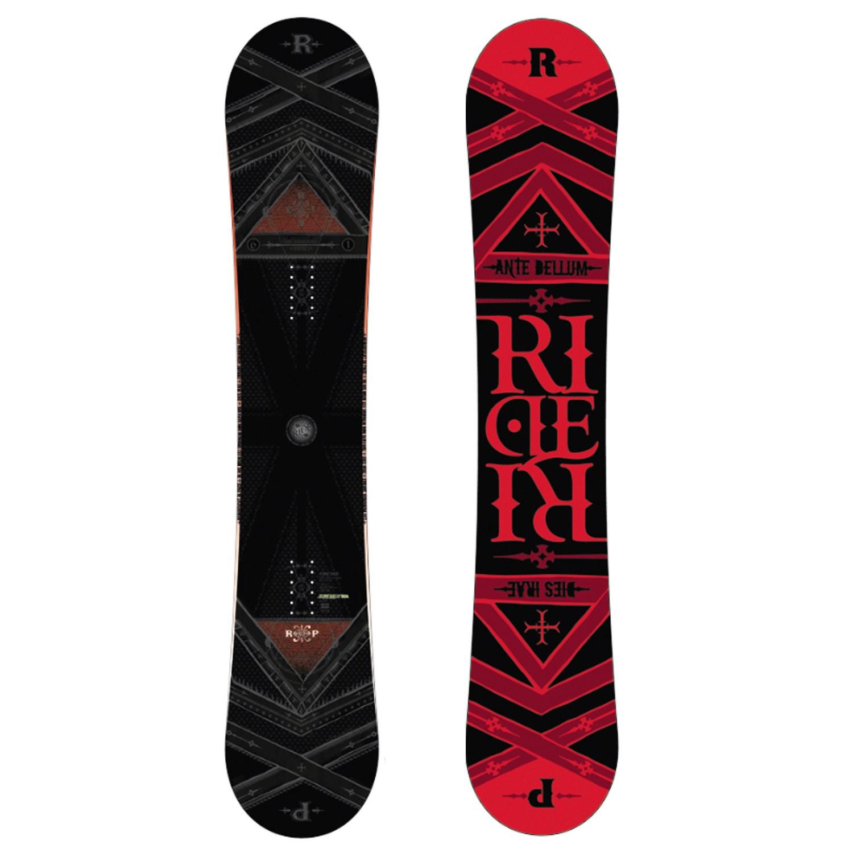 poimittu parhaiten rakastettu klassinen tyyli Ride Prophet Snowboard 2010
