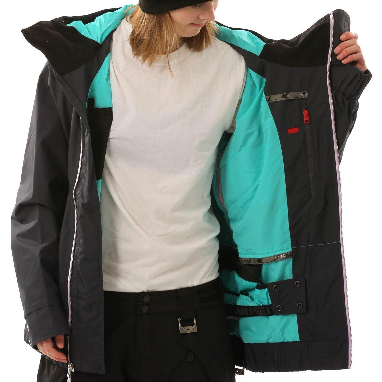 oakley benched jacket g0qq  Oakley Gretchen Bleiler Jacket