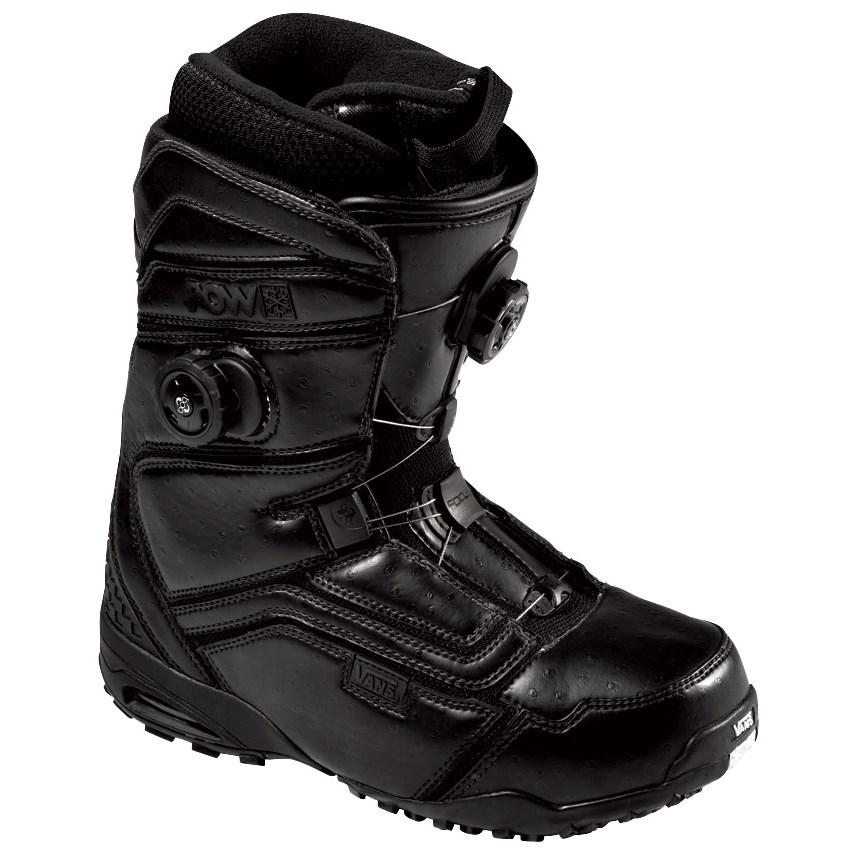 vans cirro snowboard boots review