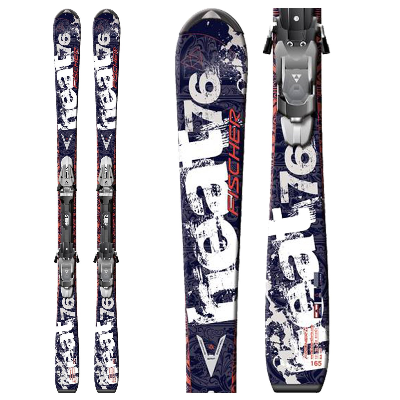 Fischer skis: models, reviews 30