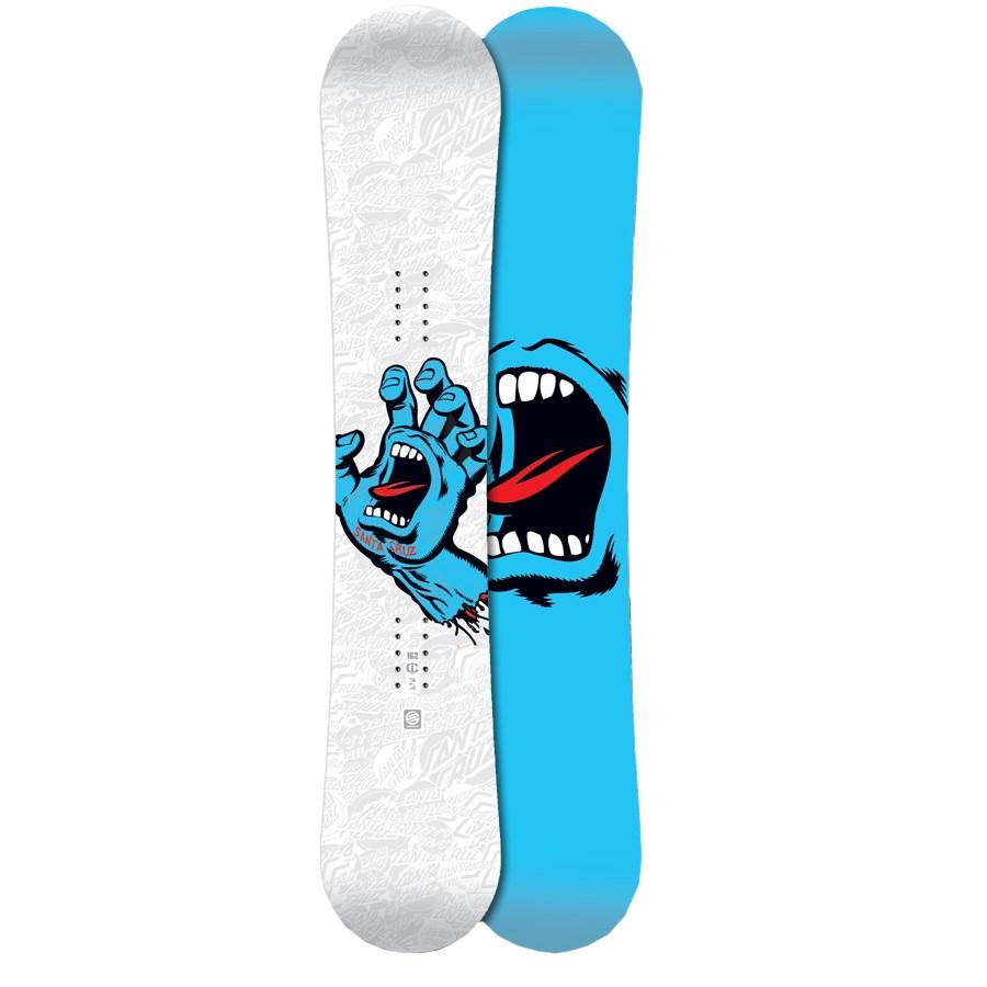 1dba3d30c55f Santa cruz screaming hand allstar snowboard evo jpg 900x900 Deck santa cruz  snowboards melting face