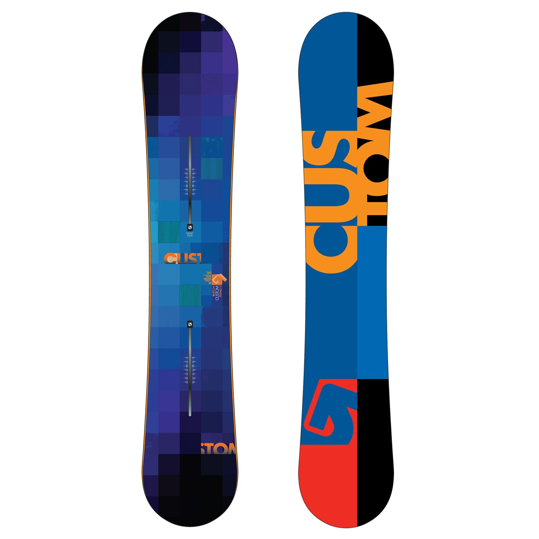 Burton Custom Flying V Rocker Snowboard 2011  664749134