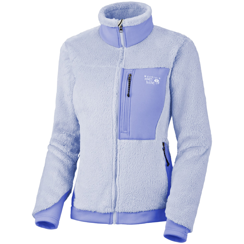 Large Stone Mountain Hardwear Womens Monkey Fleece Jacket for Hiking Skiing and Everyday